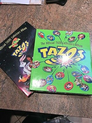 Complete Tazo Techno Set And Space Jam