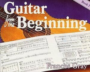 'ex-library',Guitar From The Beginning Book 1,