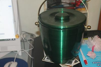 Anodised Ice Bucket Green