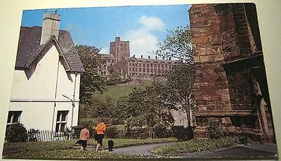 Wales Bangor the University College Cotman Color - posted