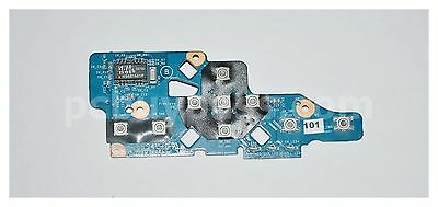 Sony Vaio VGN-FZ38N Power & Media Buttons Switch Board 1P-1076500-8010