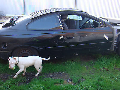 holden monaro 2004 shell for race car only not to be put back on the road