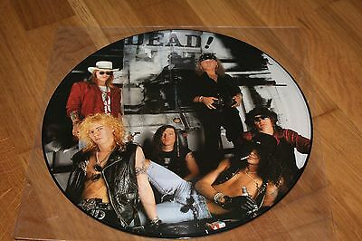 "Guns N Roses 12"" picture disc ""Dont Cry"" RECORD"