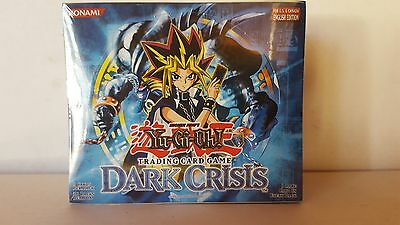 YU-GI-OH Dark Crisis unlimited 36 count booster box