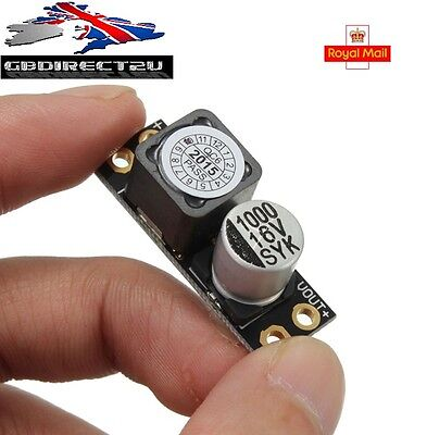 L-C Power Filter-2A RTF LC-FILTER (3AMP 2-4S) LC Module FPV Remote Control UK