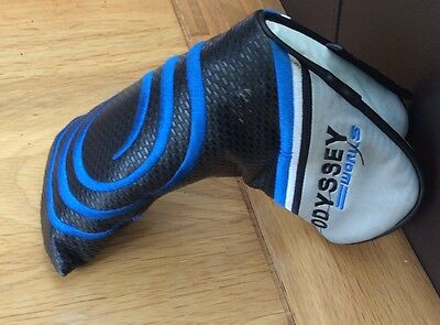 Odyssey Works Putter Cover