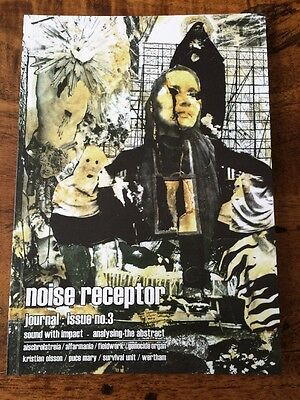 noise receptor journal 3 Puce Mary Wertham Alfarmania Survival Unit industrial