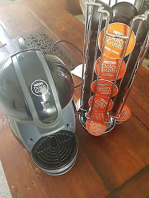 Nescafe Dolce Gusto Coofee Machine and Pod Holder