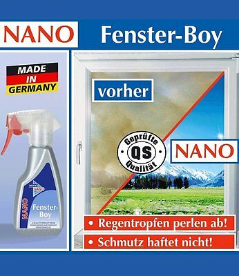 """NANO"" Fensterboy 250ml,1 Pack."