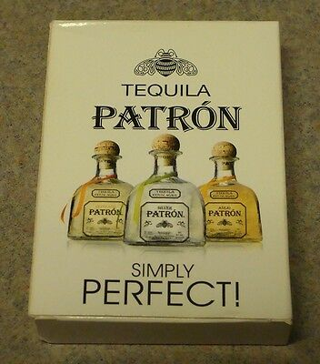 Patron Tequila 54-card Playing Card Deck..MUST SEE..
