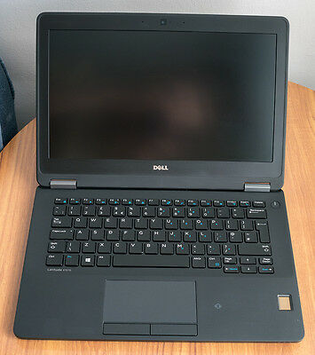 Dell Latitude E7270 i7-6600U 8GB 256GB SSD IPS FHD Fingerprint
