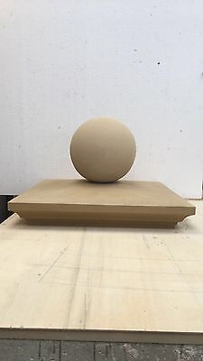 stone ball / ball / pier caps / copings /cast stone ball / sphere