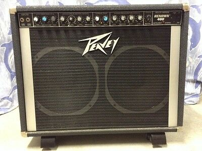 Peavey Renown 400 Solo Series  Guitar Amplifier Amp Combo