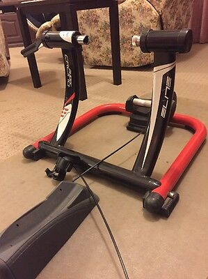Indoor Bike Trainer - Elite SuperCrono Mag Trainer