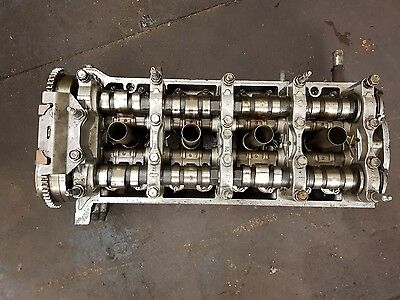 Honda Civic Type R Ep3 K20A2 Cylinder Head Complete With Rocker Cover 01-06