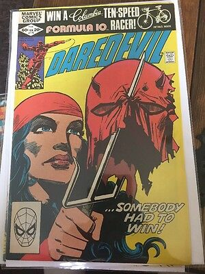 Daredevil 179 Rare Comic 1981 Marvel Comic