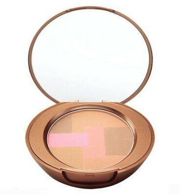 No7 Perfectly Bronzed Mosaic Bronzer - SENT IN A DOUBLE WALL BOX