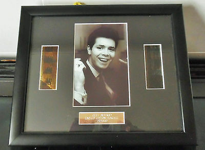 Cliff Richard FilmCell Frame - Limited edition