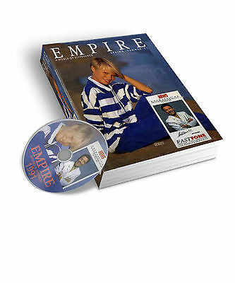1991 Empire Stores - Spring  Summer Mail Order Catalogue Pdf & Jpeg On Dvd