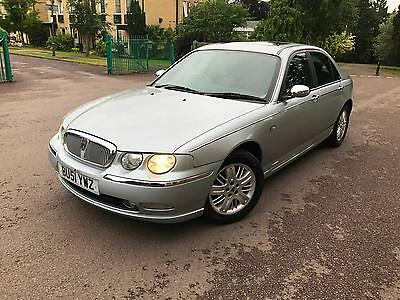 ROVER 75 2.0 V6 Connoisseur, leather seats