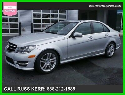 2014 Mercedes-Benz C-Class C 250 Sport 2014 C 250 Sport Certified We Finance and assist with Shipping