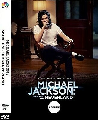 Michael Jackson Searching For Neverland DVD