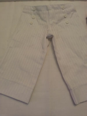 American girl doll - 2010 boardeck beach sailor replacement pants & shoes