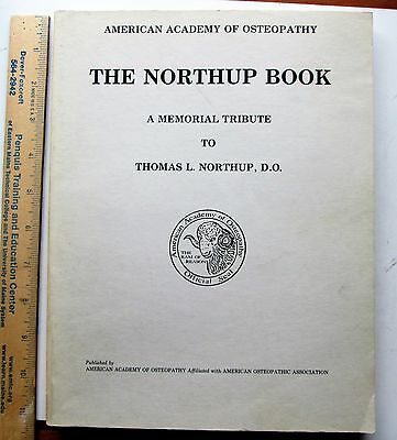 Academy of Applied Osteopathy 1983 The Northup Book