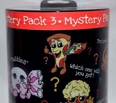 """New-Whiffer Sniffers-Mystery Pack 3-""""tony Pepperoni"""" Pizza-100% Confirmed-Clip"""
