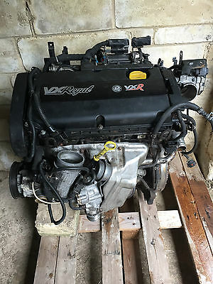 Vauxhall Corsa D VXR 1.6 Z16LER Forged Engine & Reconditioned Turbo