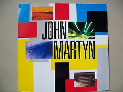 John Martyn ELECTRIC Vinyl LP German 1st pressing