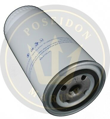Oil filter by pass for Volvo Penta D4 D6 RO: 22030852 21632901 3582733 18-0036