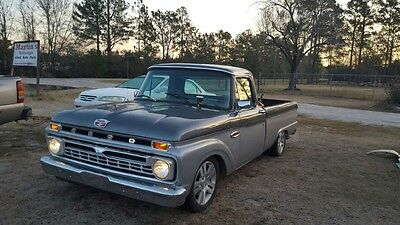 1966 Ford F-100  1966 Ford 100 Twin I-Beam Pickup Truck, fully-restored