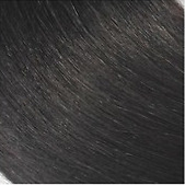 """100% Human Remy Hair Extensions Weave Weft #1b black full head 100g 16"""""""