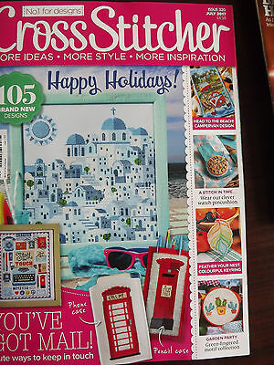Cross Stitcher Issue 320 Free Stay Cool Necklace Kit M