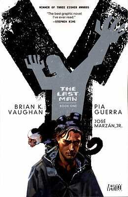 Y The Last Man Book One Deluxe Paperback Volume 1