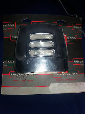 Kuryakyn Cover for Harley-Davidson DS-720246 Natural Chrome Each 8130 TAIL