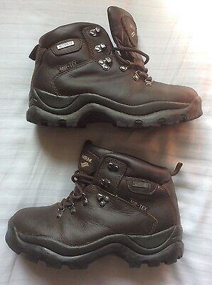 Womens Mirak Walking Boots UK Size 6 (Used)