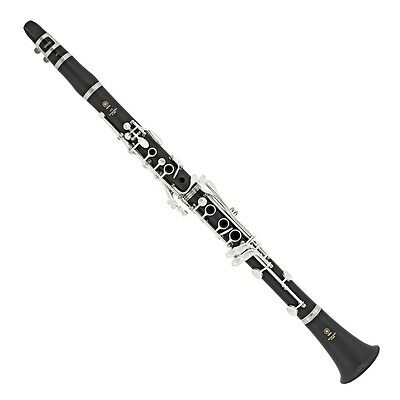 Yamaha YCL255S Bb Clarinet with Case and Accessories