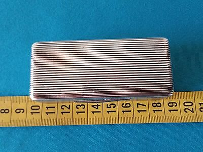 Very Rare Old Vintage  silver snuff box 68 gr.