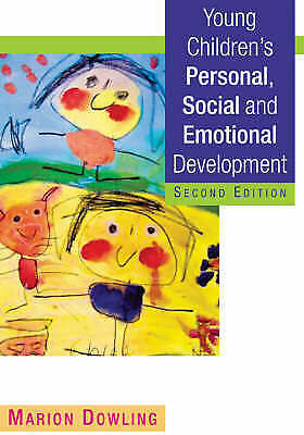 Young Children's Personal, Social and Emotional Development-ExLibrary