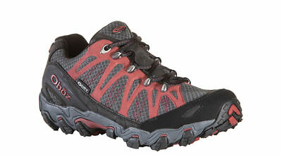 Oboz Traverse Low BDry Hiking Boot, Mens, Russet, 10