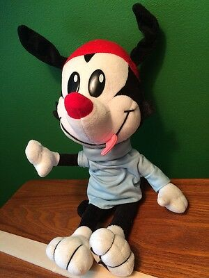 "Animaniacs 13"" Wakko Official Plush Doll by Play-by-Play (1995) Warner Bros."