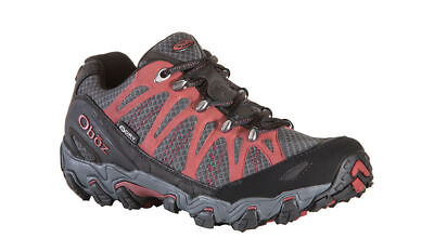 Oboz Traverse Low BDry Hiking Boot, Mens, Russet, 8