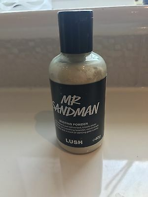Lush Mr. Sandman Dusting Powder