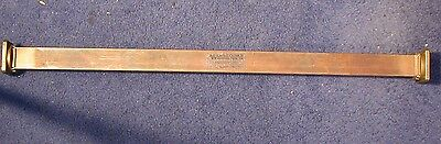 WR-112 waveguide straight section, 24 inch length