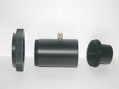 """1.25"""" Adapter T T2 Telescope prime Eyepiece Projection for canon EOS camera"""