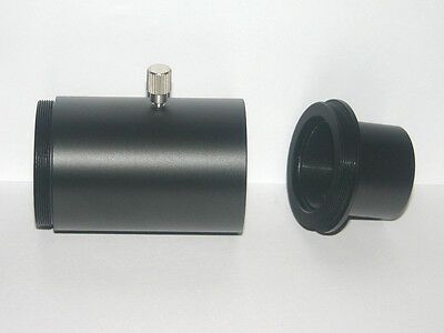 """1.25"""" Adapter T T2 Telescope Camera Eyepiece Projection Prime Focus Photo"""
