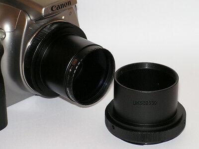 """2"""" adapter set for canon EOS camera with 2"""" filter thread"""