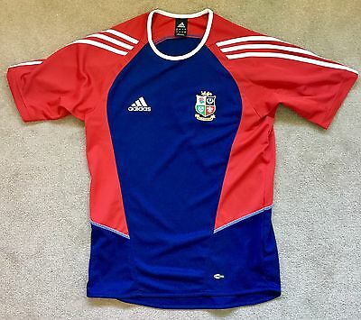 British and Irish Lions Rugby T Shirt 2005 L large New Zealand